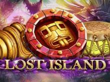 Игровой автомат Затерянный Остров